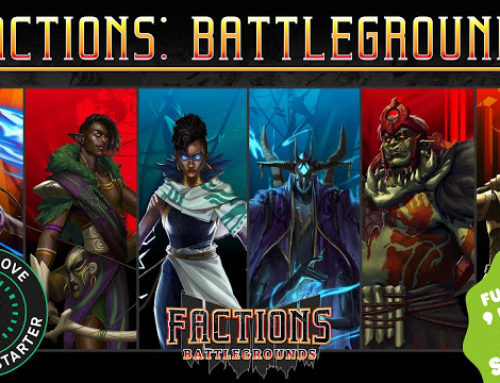 Factions: Battlegrounds Podcast Interview