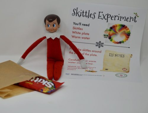 Elf on the Shelf Ideas – Science Investigations