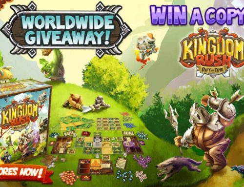 Kingdom Rush: Rift in Time Giveaway!