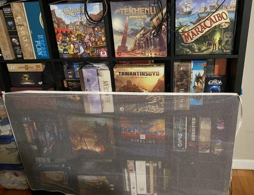 Board Game Squad: How to Baby Proof Your Board Game Shelf (such as a Kallax) and Protect Your Games!