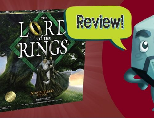 Lord of the Rings Anniversary Edition Review – with Zee Garcia