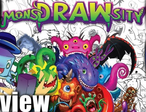 MonsDRAWsity Review – with Tom Vasel