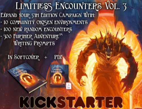 Limitless Encounters vol. 3 Kickstarter Spotlight