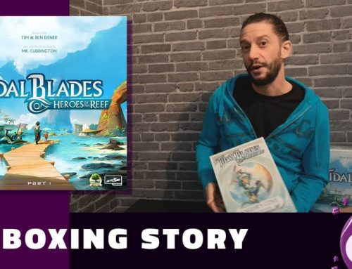 Tidal Blades: Heroes of the Reef – Unboxing Story!