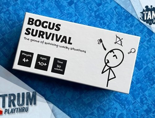 Bogus Survival Playthru
