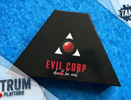 Evil Corp Playthru