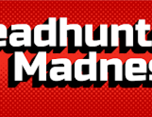 Headhunter Madness Giveaway!