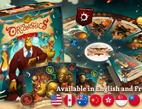 Orconomics 2nd Edition Kickstarter Preview