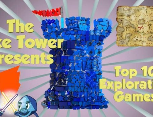 Top 10 Exploration Games – with Tom, Zee & Scott Alden