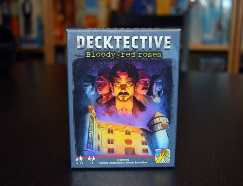 Gameosity: Decktective: Bloody-Red Roses Review