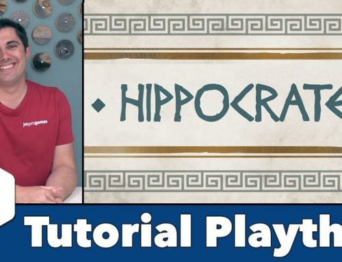 Hippocrates – Tutorial & Playthrough