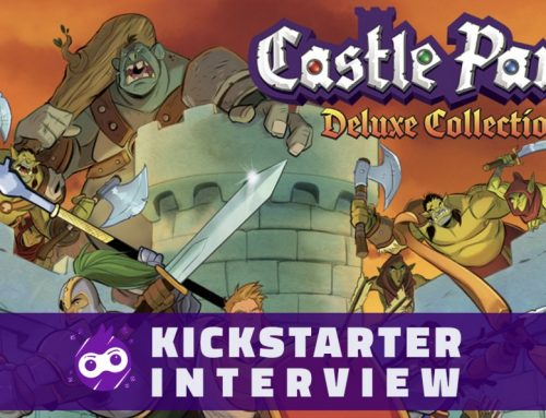 Castle Panic – Kickstarter Interview