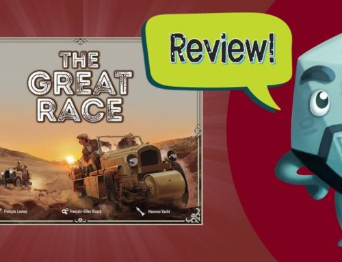 The Great Race Review – with Zee Garcia