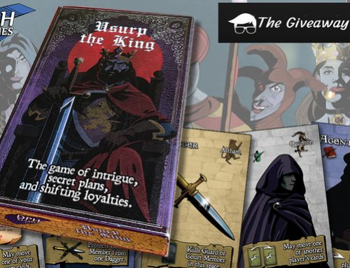 Usurp the King Giveaway!